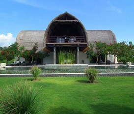 Unterkunft Lovina Noth Bali