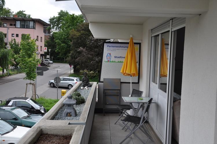Balkon Klein Appartement : Haus arkona appartement balkon u rudelurlaub