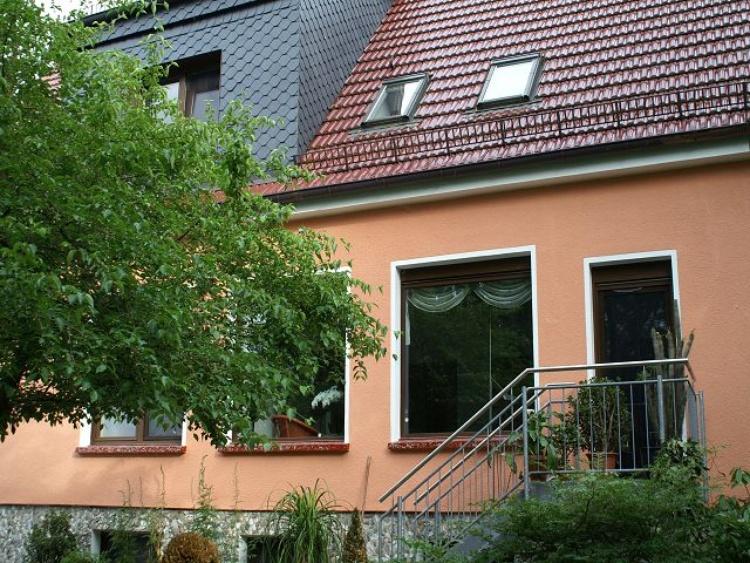 """Pension Schwielowsee Brandenburg Haus """"Zur Schönen"""