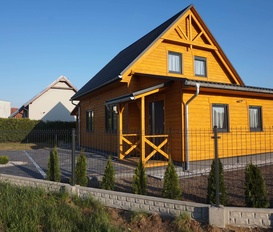 holiday home Lubrza