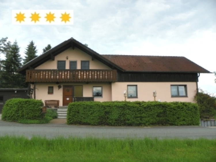 Appartement in Fichtel Mountains