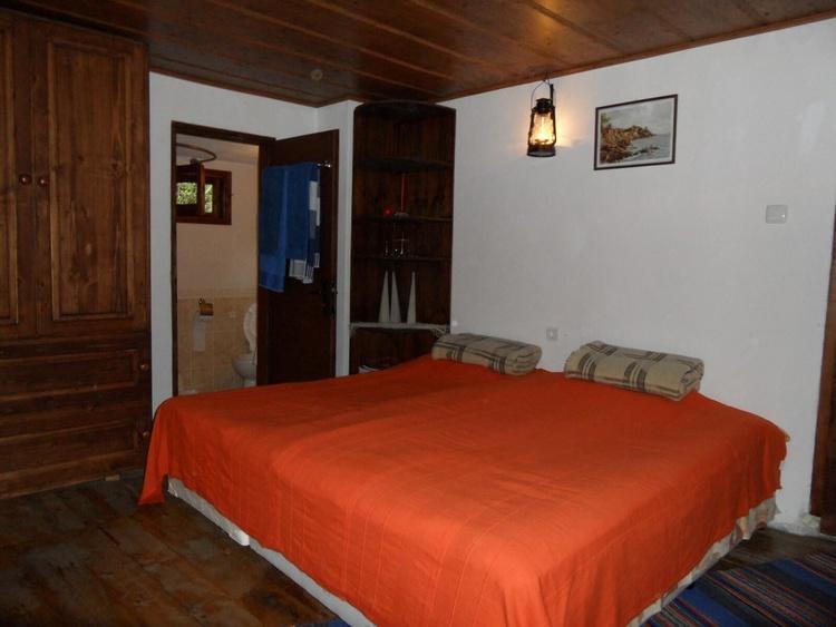 Second Floor - Master bedroom