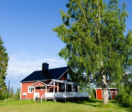 accommodation Brännmyra Pajala