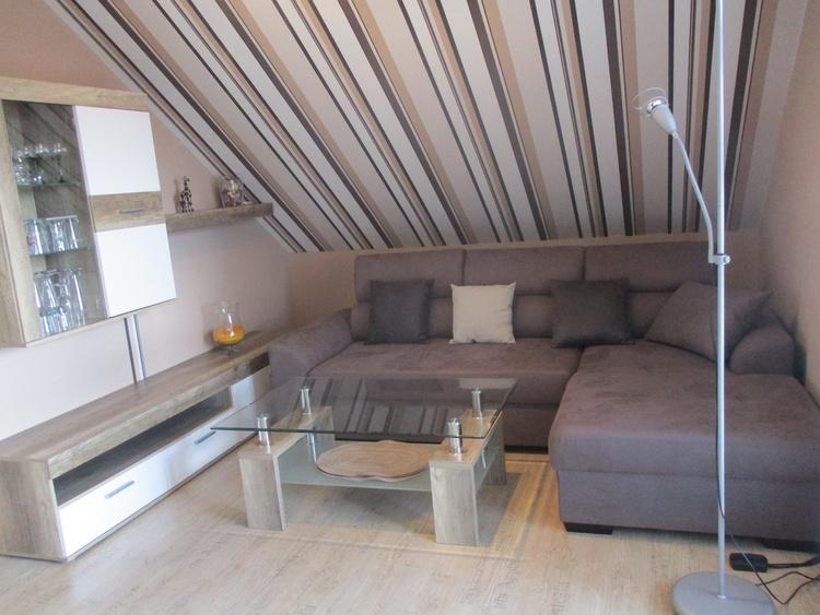 Wohnzimmer 45 m² FEWO