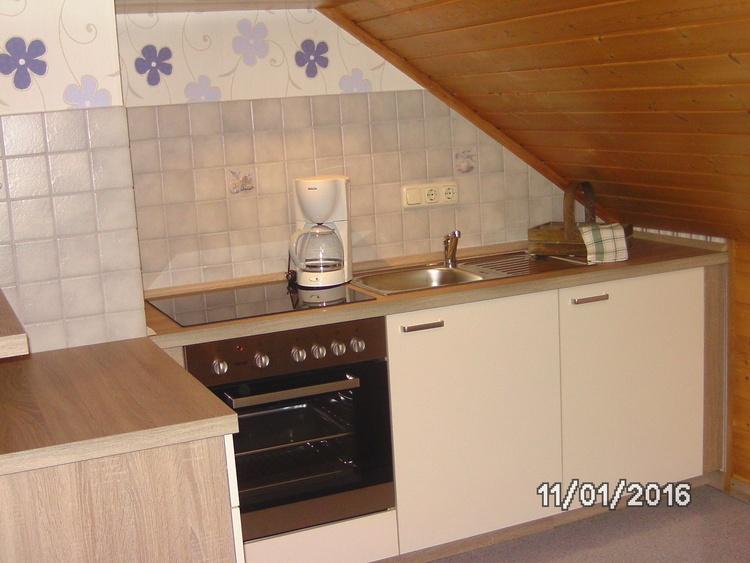 Küche 50 m² FEWO