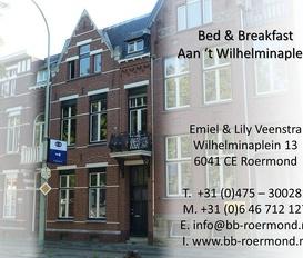 Zimmervermietung Roermond