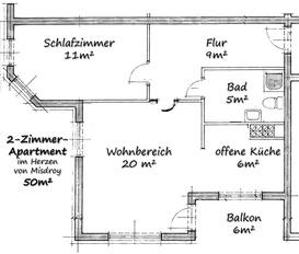 Appartement Miedzyzdroje