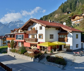 accommodation Bruck am Ziller Zillertal
