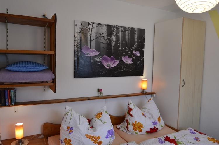 Haus (2) mit 2 getr. Schlafzimmern 4 bis 5 Personen - Essecke