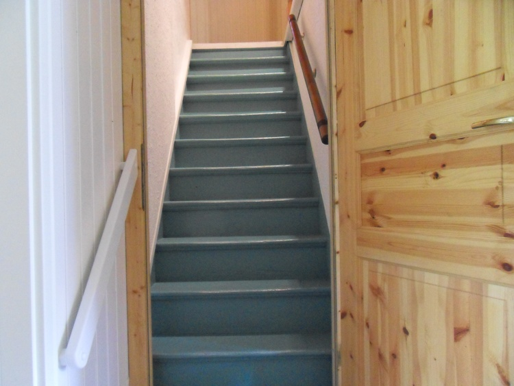 stair to the flat