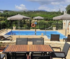 accommodation Asteri bei Rethymnon