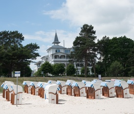 accommodation Ostseebad Binz