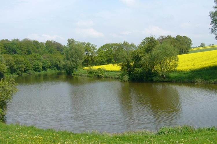 Einer beiden Seen