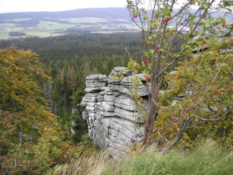 view from Rock of Rudolf