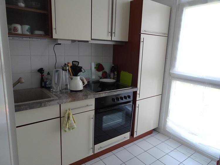 Küche auf Ebene 2,5