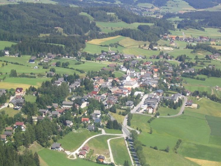 Unser Hauptort Mariapfarr