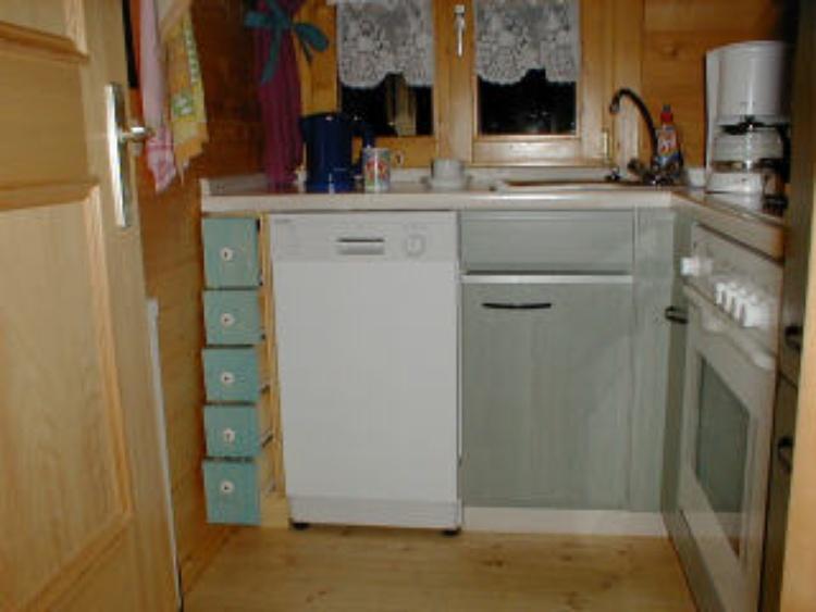 Küche Ferienhaus 6