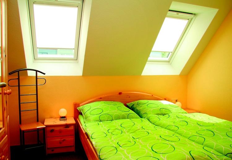 Ferienwohnungen mit 2 Schlafzimmer