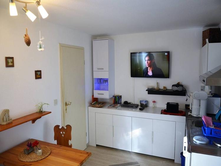 Haus (3) mit 1 getr. Schlafzimmer 2 bis 3 Personen - Wohnzimmer