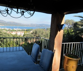 accommodation CAVALAIRE SUR MER