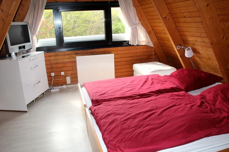 Das 1. Schlafzimmer