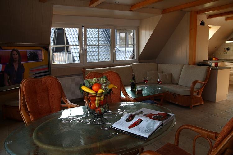 Obergeschoss-Wohnung (Müritzblick 35)