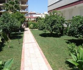 accommodation Alanya Side