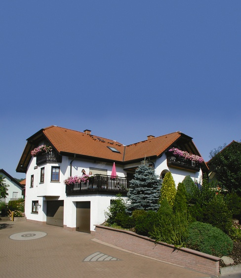 Gästehaus Klein in der Rhön