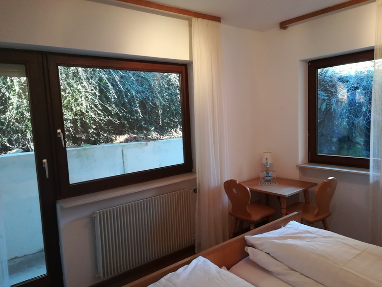 double room without TV