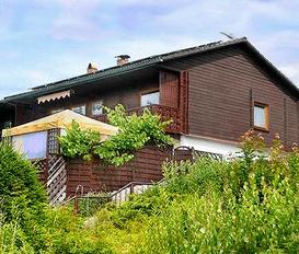 Ferienwohnung Grafenau -Haus im Wald