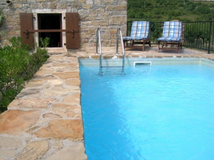 Your Private Pool - Villa Klarici for 2