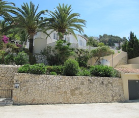 accommodation Benissa Moraira