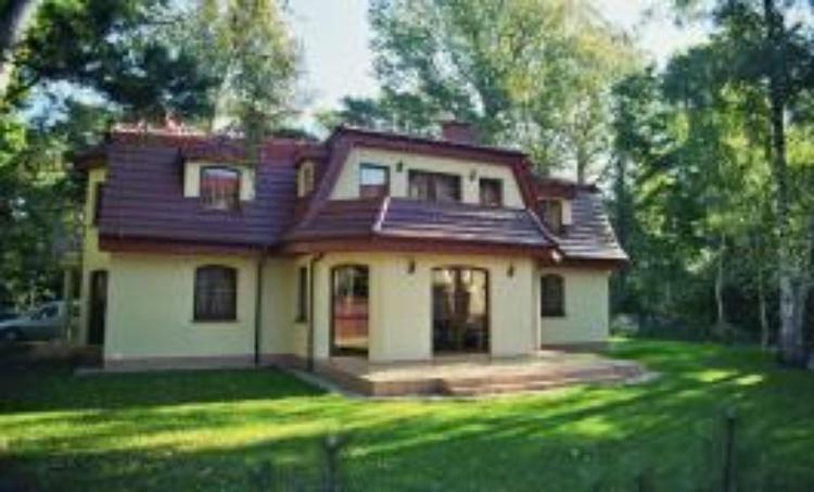 Haus Elisabeth Gartenseite