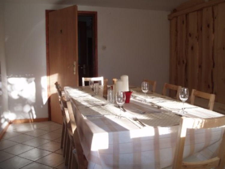 Dining Room can Seat 12 Guests