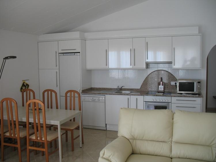 Küche-  4 Zi. WHG
