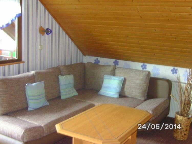 Wohnraum in der 50 m²