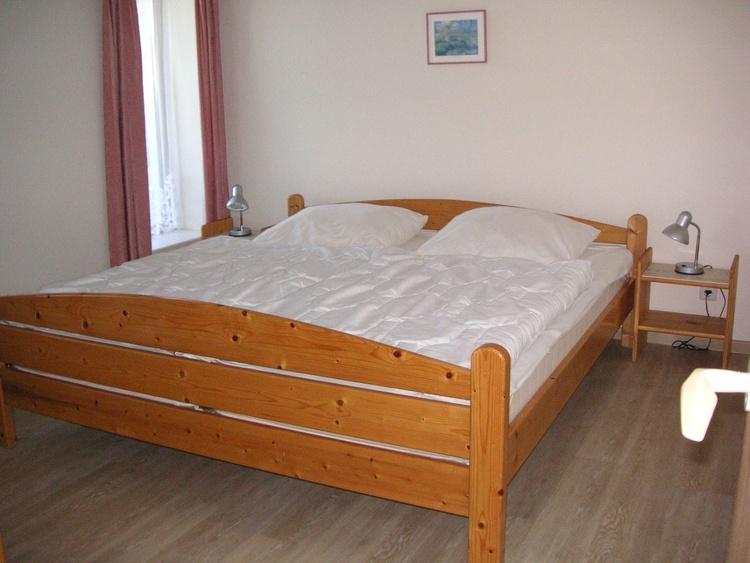 Fewo 1: Das Schlafzimmer