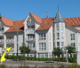 Appartement Ostseebad Sellin auf Rügen