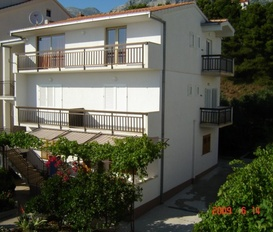apartment Podgora