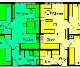 Appartement Thurmansbang Luftkurort