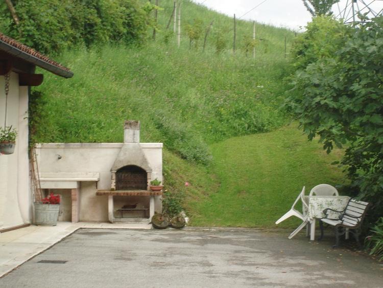 Private Garten