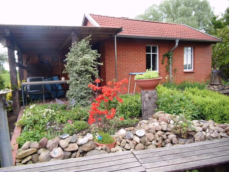 Gartenhaus für 2 Personen