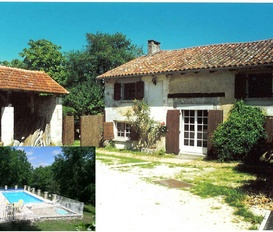 accommodation Bordeilles/Brantome