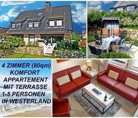 Appartement Westerland/Sylt