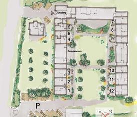 Appartement Tossens / Butjadingen, Meidgrodenweg 1