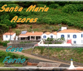 accommodation Vila do Porto Forno Santa Maria
