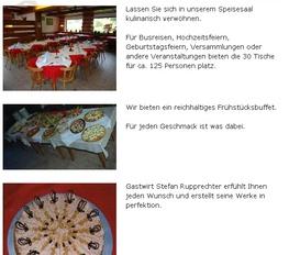 pension Wildschönau