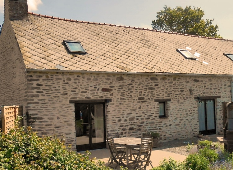 Private Grillterrasse