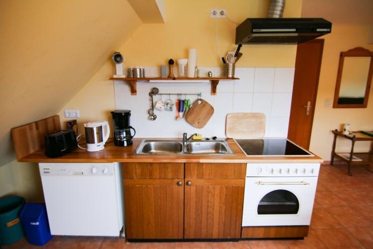 Fewo Fernblick Küche