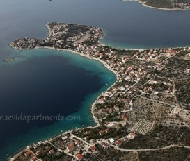 apartment Sevid, Trogir